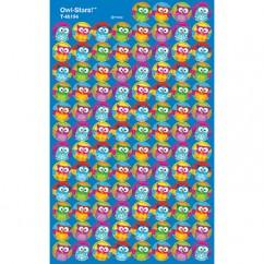 Owl Stars 800pk Super Spots