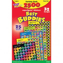 Best Buddies Collection Superspots