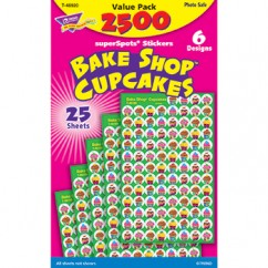 Bake Shop Cupcakes Superspots