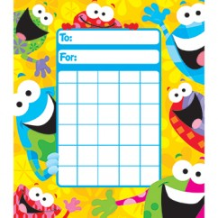 Frog Tastic Incentive Pad