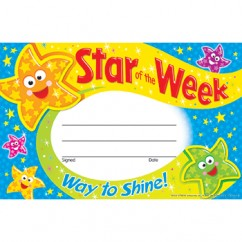 Star Of The Week Way To Shine