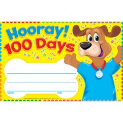 Hooray 100 Days Happy Hound