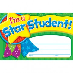 Im A Star Student Star Medal