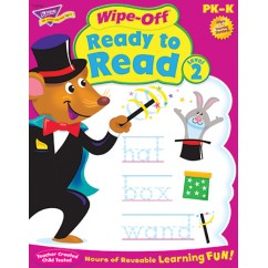 Ready To Read Level 2 Wipe Off Book