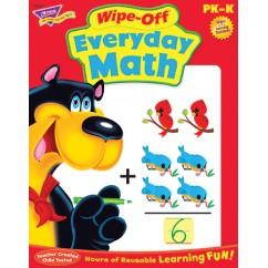 Everyday Math Wipe Off Book Gr Pk-k