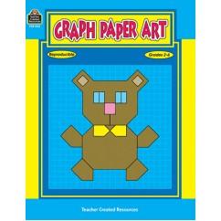 Graph Paper Art Gr 2-6
