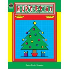Holiday Graph Art Gr 2-6