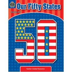 Our Fifty States Gr 3-8