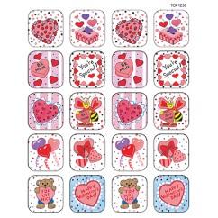 Stickers Valentines Day