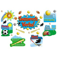 Sports Teamwork Bb Set