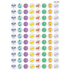 Mini Stickers Jewels 528pk