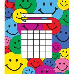 Happy Faces 36sht Incentive Charts