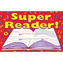 Super Reader Awards 25pk