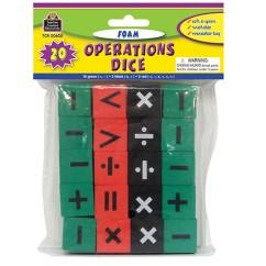 Foam Operations Dice