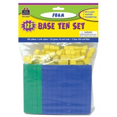 Foam Base Ten Set