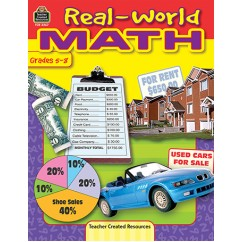 Real World Math Gr 5-8