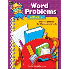 Word Problems Gr 2 Practice Makes