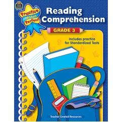 Reading Comprehension Gr 3