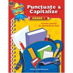 Punctuate & Capitalize Gr 1