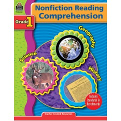 Nonfiction Reading Comprehen Gr 1