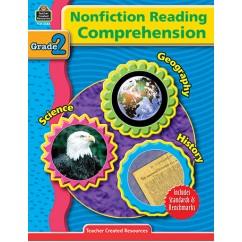 Nonfiction Reading Comprehen Gr 2