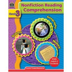 Nonfiction Reading Comprehen Gr 3