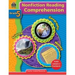 Nonfiction Reading Comprehen Gr 5