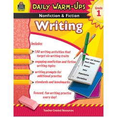 Daily Warm Ups Gr 1 Nonfiction &