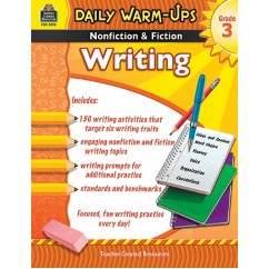 Daily Warm Ups Gr 3 Nonfiction &
