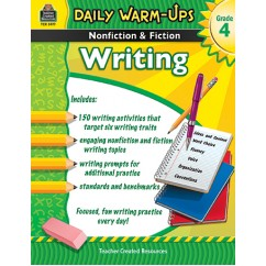 Daily Warm Ups Gr 4 Nonfiction &