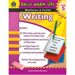 Daily Warm Ups Gr 5 Nonfiction &