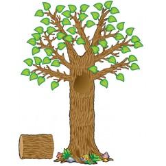 Seasonal Tree Bb Set