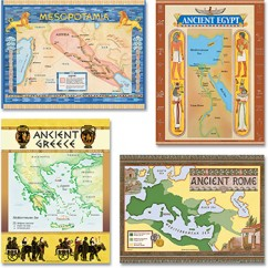 Ancient Civilization Bb Set