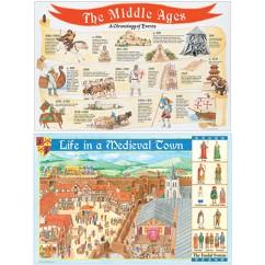 Medieval Times Bb Set