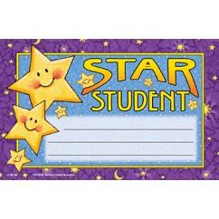 Star Student Awards 25pk