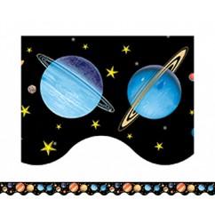 Solar System Border Trim