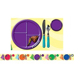 Whats On Your Plate Border Trim