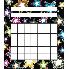 Fancy Stars Incentive Charts Pack
