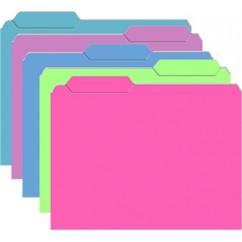 Brite Mini File Folders 10pk