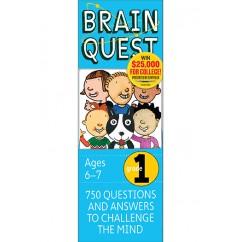 Brain Quest Gr 1