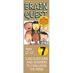 Brain Quest Gr 7