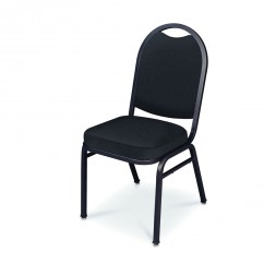 Upholstered Stack Chair | Stack Chair | Banquet Chair | Stack Chairs