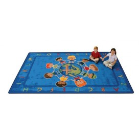 Religious Rugs | Faith Based Rugs | Circletime Rug
