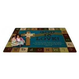 faith based rug | faith based rugs | religious rug | religious rugs