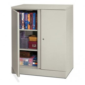 Easy-to-Assemble Storage Cabinet