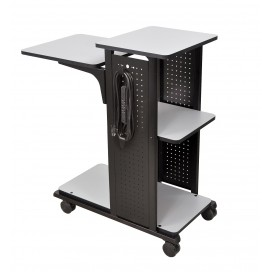 3-Outlet Presentation Station without Cabinet