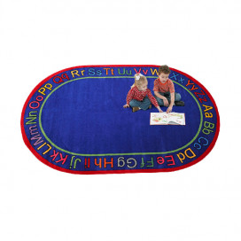 Know Your ABC's Rug | Preschool Rugs | Classroom Rugs | ABC Rugs