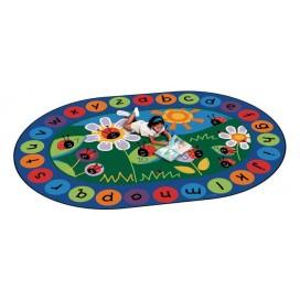 Ladybug Circletime Rug | Circletime Rugs | Seating Rugs