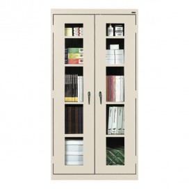 Clear View Series Storage Cabinet