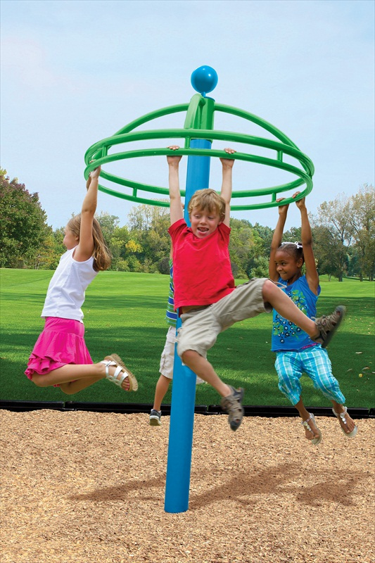 Independent Play Structures Freestanding Playground